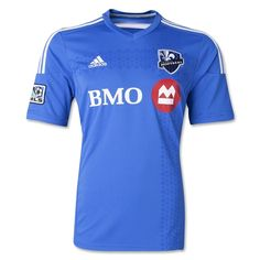 Montreal Impact 2014 Primary Soccer Jersey
