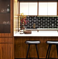 The inside and out of reverse brick veneer | Architecture And Design