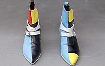 Buty Konstruktywistyczne typu Rockebilly, 2000