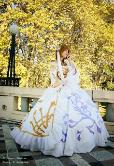 Princess Sakura from Tsubasa: Reservoir Chronicle