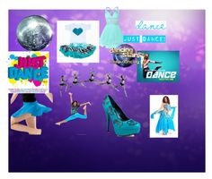 """""""blue night dancing star"""" by tabitha-escoe ❤ liked on Polyvore featuring Forever Unique and Iron Fist"""