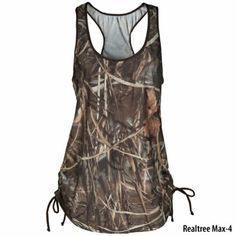 Realtree Girl Womens Cover-Up With Adjustable Ties- Gander Mountain Country Girls Outfits, Country Girl Style, Cute N Country, Country Fashion, Country Wear, Southern Style, Country Life, Camo Outfits, Hunting Outfits