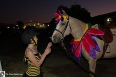 Flower Costume - The Horse Tailor
