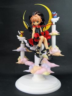 cardcaptor sakura kero and spinel figures - Recherche Google