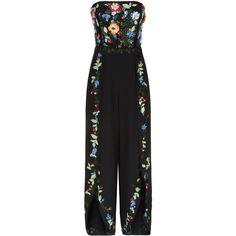 39eec7a0e766 Alice + Olivia Jeri Embellished Jumpsuit (£1