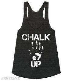 Chalk Up   Chalk Up #Skreened