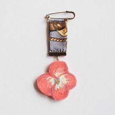 CAHON -Kahoko Sodeyama & MION-: Brooch-flower3