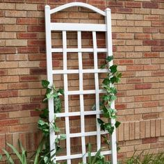 DuraTrel Cambridge 6ft Vinyl Arch Trellis  White -- Find out more about the great product at the image link.