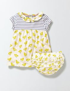 48f5e696ec Mini Boden Hotchpotch Jersey Dress (Baby Girls   Toddler Girls) available at