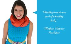 #Boobyluv Interview Series. Interview 2 with Meghan Telpner.  #BoobyLuv encouraging women to release their breast fears, focus on prevention and love their breasts. #BreastHealth