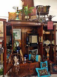 Beau Ben Haverty Takes Furniture Experience Into Antiques In Atlanta, Georgia.
