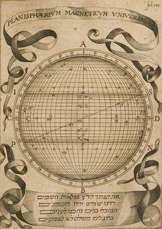 Athanasii Kircheri Magnes siue, De Arte Magnetica Opus Tripartitum, c.1643.