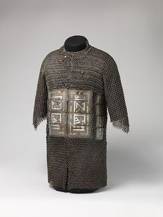 Mail and Plate Armor. Date: 15th century. Culture: Iranian or Anatolian