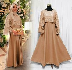 Kebaya Muslim, Muslim Dress, Hijab Evening Dress, Hijab Dress Party, Dress Brokat, Kebaya Dress, Muslim Fashion, Hijab Fashion, Fashion Outfits
