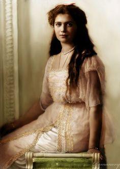 """Résultat de recherche d'images pour """"Grand Duchess Maria Romanov"""""""