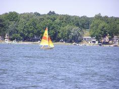 Hamilton Lake, Indiana  :-)