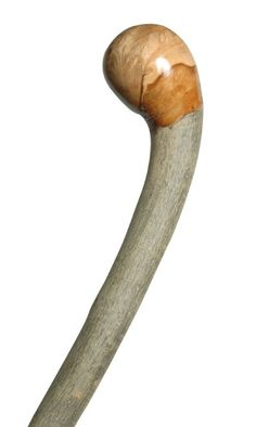 Classic Canes Stout Ash coppice Knobstick A traditional British walking stick the knobstick is made from coppiced wood usually ash hazel or Irish Walking Stick, Just Keep Walking, Walking Staff, Wooden Walking Sticks, Walking Sticks And Canes, Wooden Walking Canes, Blackthorn Walking Stick, Cannes, Cane Handles