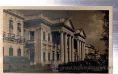 TARJETA POSTAL CUBA, SANTA CLATA, PALACIO DEL GOBIERNO DE LAS VILLAS, FOTO LEY (Postales - Postales Extranjero - América - Cuba)