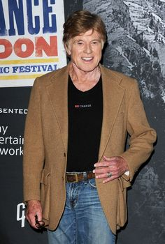 Robert Redford - Robert Redford Launches Sundance London
