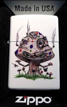 Zippo Custom Lighter - Smoking Mushroom Shroom Psychedlli... http://www.amazon.com/dp/B00866B9SC/ref=cm_sw_r_pi_dp_rKulxb1J07XHS