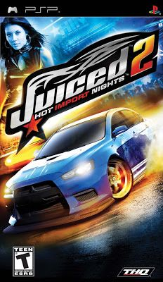 Free Download Juiced 2 Hot Import Nights PSP Game!!!