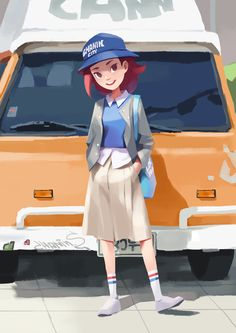 ArtStation - Oranji , chanin suasungnern