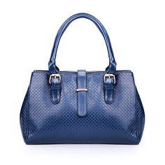 Fashion PU Woven Women Handbag Shoulder Bag