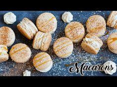Cinnamon Roll Macarons - Tatyanas Everyday Food