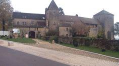 The Chateau Gevrey Chambertin.