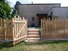 Concrete Fence, Wooden Fence, Pergola, Shed, New Homes, Backyard, Outdoor Structures, Architecture, Outdoor Decor
