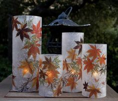 Low Budget fall wedding ideas   Inexpensive Centerpiece Ideas, great centerpiece ideas for your next ...