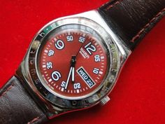 Swatch SWATCHスウォッチirony腕時計 電池交換済み Watch Antique ¥1500yen 〆05月28日