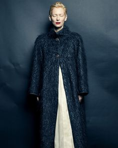 tilda swinton | hong jang hyun for vogue korea | august 2015