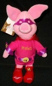 Sidekick Piglet 8 Mini Bean Bag Plush Winnie the Pooh Friends Disney * More info could be found at the image url.