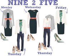 """""""NINE 2 FIVE - THE NINE"""" by boardroombelles ❤ liked on Polyvore"""