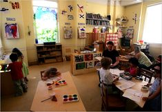 A growing number of New York nursery schools are using a free-spirited approach born in a town in Italy. But will the graduates get into a decent kindergarten?