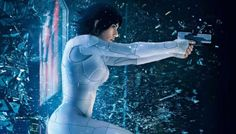 New posters for the live-action Ghost in the Shell movie highlight Scarlett Johansson& Major and the Robo-Geisha. Scarlett Johansson Ghost, Big Bomb, Post Apocalyptic Fashion, Cinema, Ghost In The Shell, New Poster, Blade Runner, Great Movies, Live Action