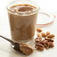 Pecan-Almond Butter - EatingWell.com