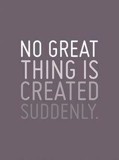 No Great Thing Wall Art