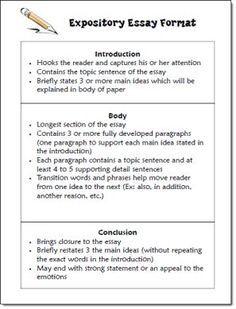 informational essays