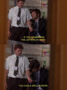 """Oh Andy... 
