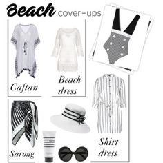 Beach cover-up
