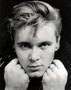 Billy Fury - the best British British Rock'n'Roller. Sweet and gentle Billy. How we loved him....