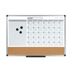 Found it at Wayfair - Wall Mounted Magnetic Bulletin Board, 2' H x 2' W