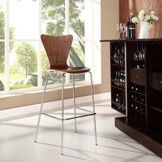 Have to have it. Modway Ernie Bar Stool - $102.98 @hayneedle