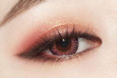 Gorgeous Makeup: Tips and Tricks With Eye Makeup and Eyeshadow – Makeup Design Ideas Cute Makeup, Gorgeous Makeup, Hair Makeup, Pink Makeup, Korean Eye Makeup, Asian Makeup, Eye Makeup Steps, Natural Eye Makeup, Beauty And Beauty