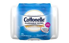 Discounted Cottonelle FreshCare Flushable Wipes for Adults, Wet Wipes, Alcohol Free, 336 Wet Wipes per Pack (Eight Resealable Soft Packs) Feminine Wipes, Wet Wipe, Oils For Skin, Lip Care, Organic Oil, Alcohol Free, Biodegradable Products, Health And Beauty, Household