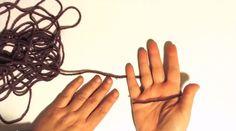 Seconda puntata: impariamo la maglia con le dita
