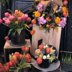 A great Easter collection now available in the shop.    #tulips  #freshflowers#deliveringsmiles#sandymount#dublinflowershop#dublin #ireland #florist #bouquet #lovedublin#flowershop #flowerbouquet#flowerstagram #flowersofinstagram#flowermagic #flower_daily #dublinigers #florist #irishflorist #sayitwithflowers#floweroftheday #flowerpop #instaflowers #blooms #dublincity