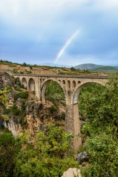 Varda Viaduct by Arif Unsal on Beautiful World, Beautiful Places, Central Station, Baghdad, Travel Information, Cool Places To Visit, Istanbul, The Good Place, Explore
